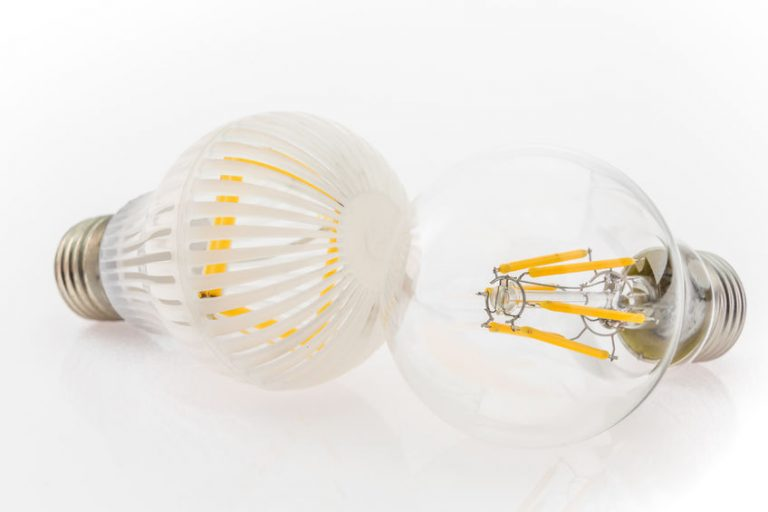 two led lighting bulbs