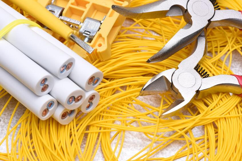 Electrical wire and tools
