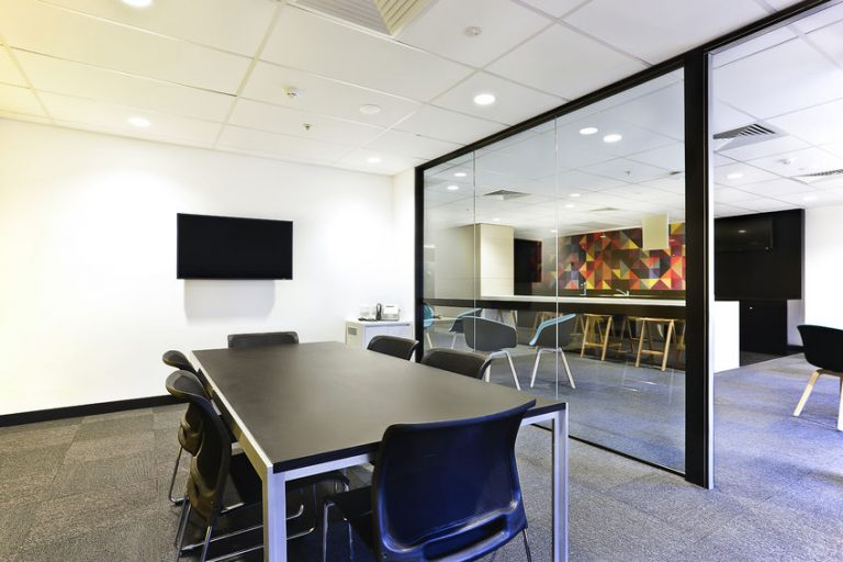 Led lighting office/meeting room