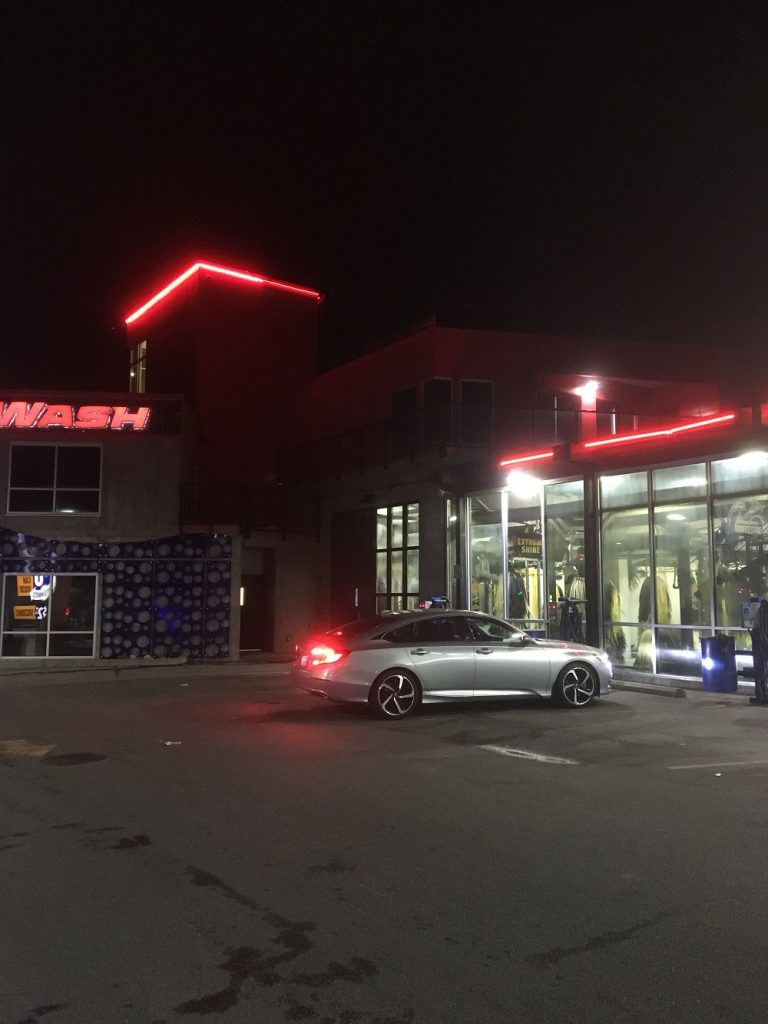 building improvements light