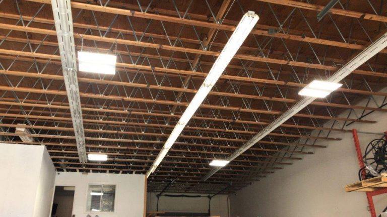 led lighting project