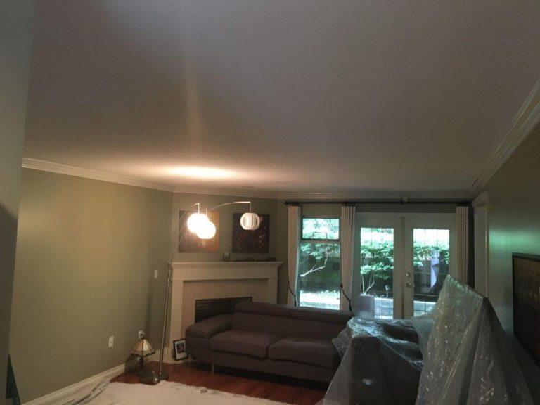 pot light installs project