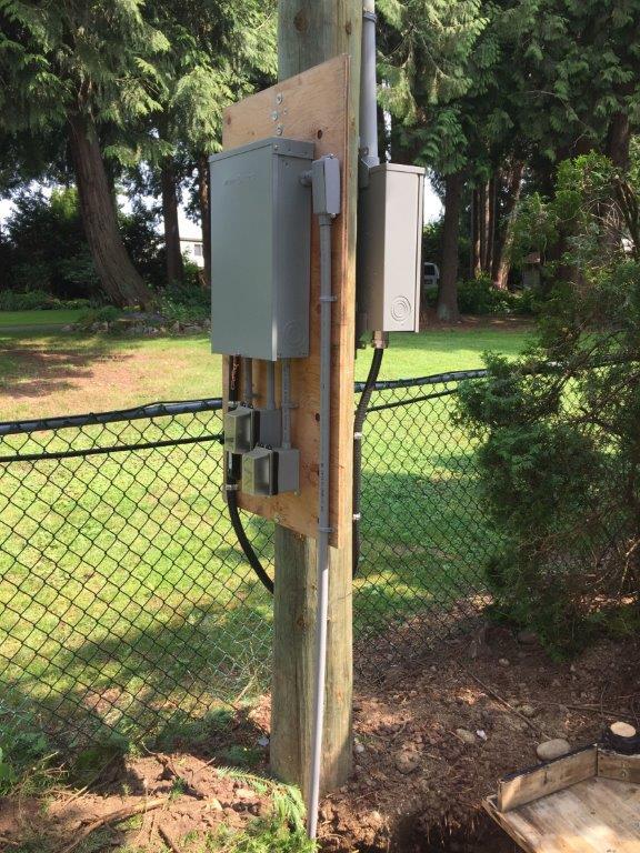 power panel upgrade