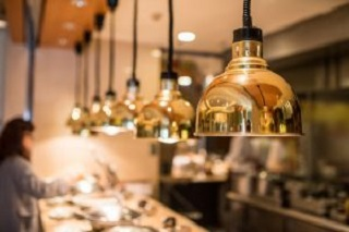 restaurant lighting upgrade service