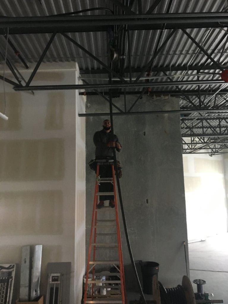 tenant improvements electrical
