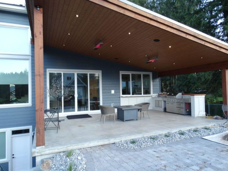 custom homes langley