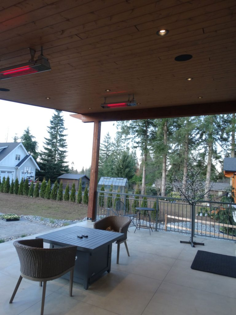 custom homes electrical services langley