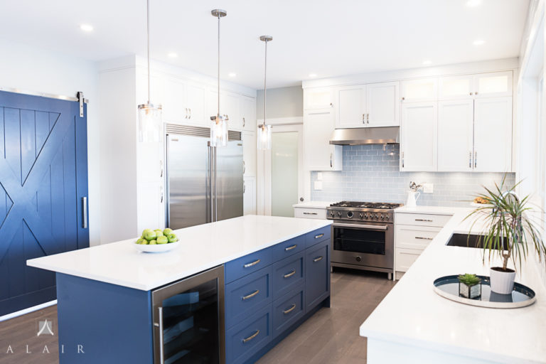 alair homes - kitchen