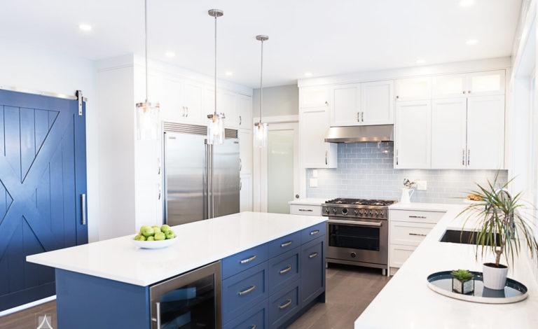 alair homes - kitchen