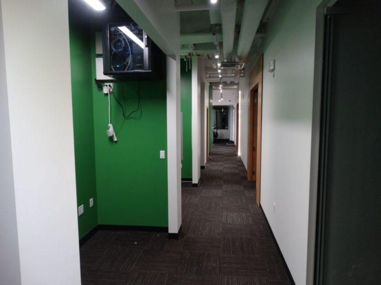 tenant improvements richmond