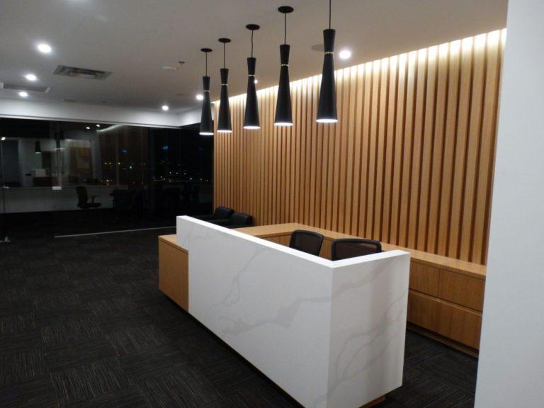 tenant improvements - richmond
