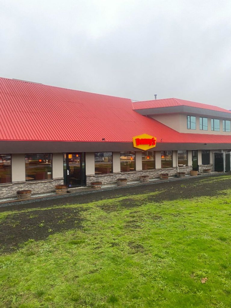 Denny's in Fleetwood - Exterior