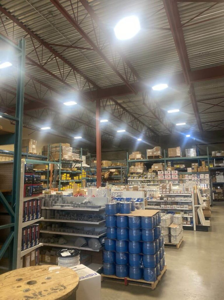Commercial Electrical - Lighting Upgrade