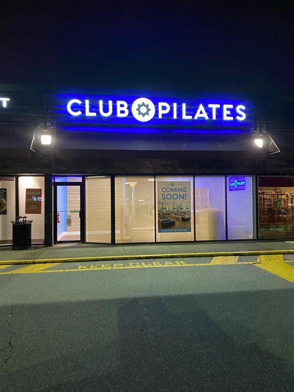 Qualitech Construction - Club Pilates Coquitlam Project