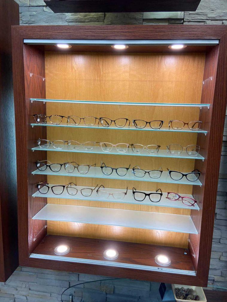 Iris Optometry - LED lighting upgrade