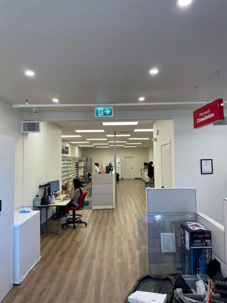 Homelinx Pharmacy Head Office Project